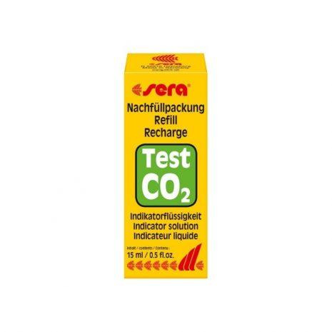 Repuesto líquido test permanente CO2 (Sera)