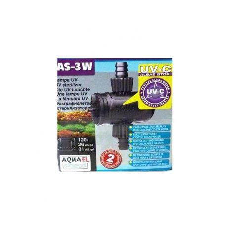 Sterilizer UV AS-3w (Aquael)
