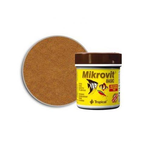MIKROVIT BASIC (TROPICAL) 50 ml (35 gramos).