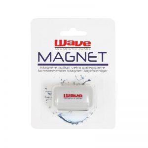 Limpia-algas magnético flotante 4,3 x 2,5 cms (Wav