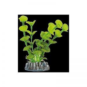 Planta artificial Seda Ninfa Lotus 14 cm