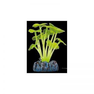 Planta artificial Seda Hidrocotile 9,5 cm