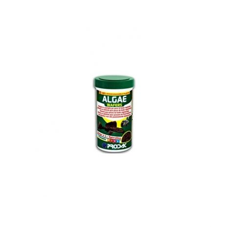 Algae Wafers 125 grs. 250 ml. (Prodac)