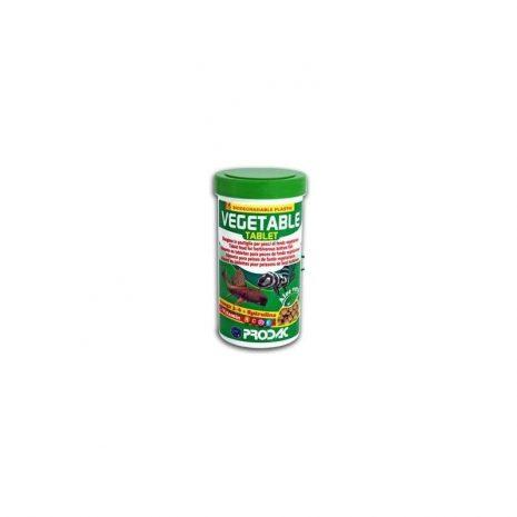 Vegetal Tablet 60 grs. 100 ml. (Prodac)