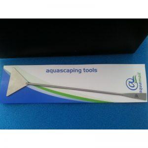 Rasqueta acero 30 cm (Aquamail)