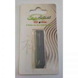 Recambio cuchillas rasqueta Zen Artist (Wave) Pack
