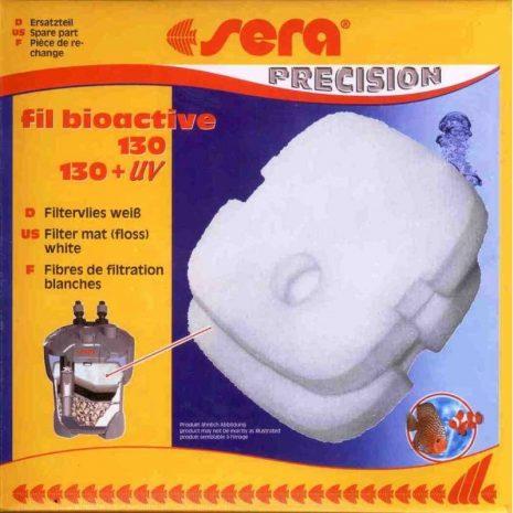 Almohadilla Filtrante blanca Sera Fil Bioactive 13