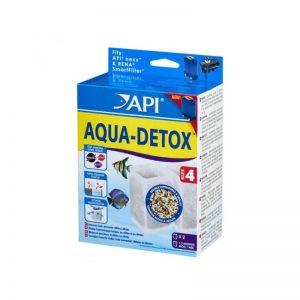 API Aqua-Detox 4 ( 2 unidades). (Aquarium Pharmace