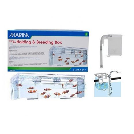 Refugio-Paridera BREEDING Box 2 L (Marina)