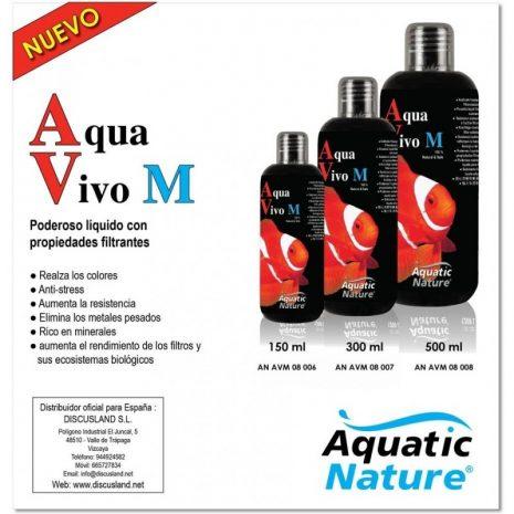 Aqua Vivo (Aquatic Nature) 300 ml para agua salada