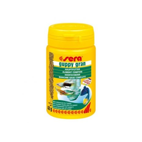 Guppy gran (Sera) 100 ml - 48 grs