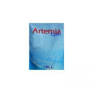 Huevos de Artemia salina siberiana 550 gr (Koral)