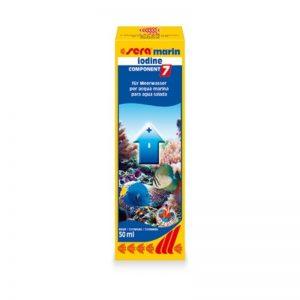 Component 7 iodine (Sera) 50 ml