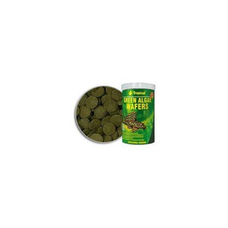 Green Algae Wafers (TROPICAL) 100 ml (45 gramos).