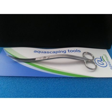 Tijeras en 'S' cortas 20 cm (Aquamail)