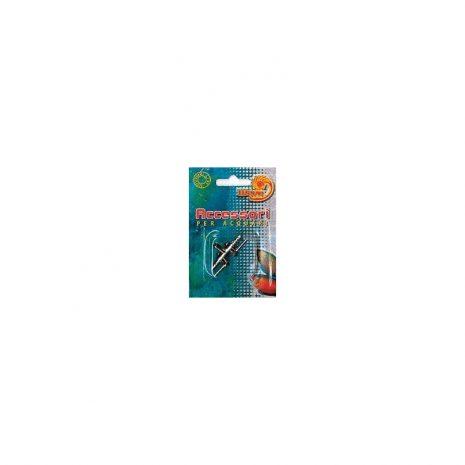 Válvula metálica para control de aire de 2 salidas (ICA o wuave)