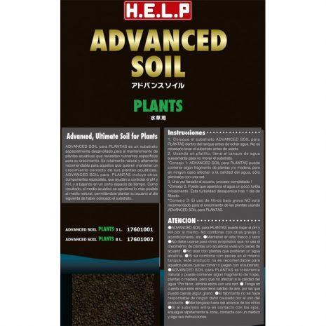 Advanced Soil Plants (HELP) 3 Litros 2.5 Kg ap