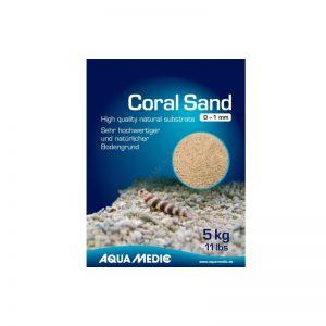 Coral Sand 0 -1 mm 5 Kg (AquaMedic)