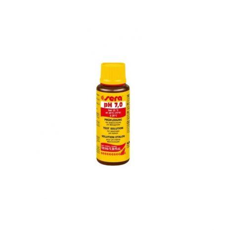 Solución de calibración pH 7,0 (Sera) 100 ml