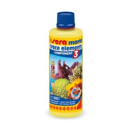Component 3 trace elements Anionics (Sera) 250 ml