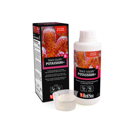 Coral Colors B - 500 ml (Red Sea)