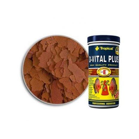 D-VITAL PLUS (TROPICAL) 100 ml (20 gramos).