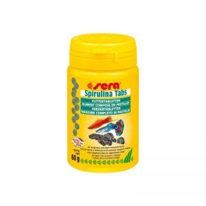 Spirulina Tabs (Sera) 100 Tabl. (100 ml)