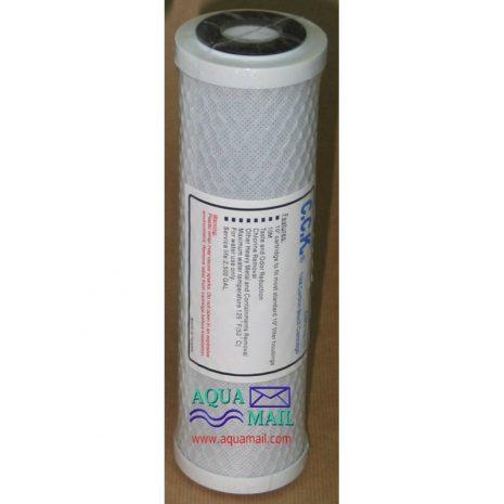 Filtro CTO para Declorador Aquamail.