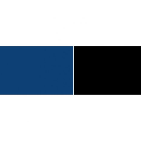 Fondo decorativo Azul/Negro 48cm (1 metro)