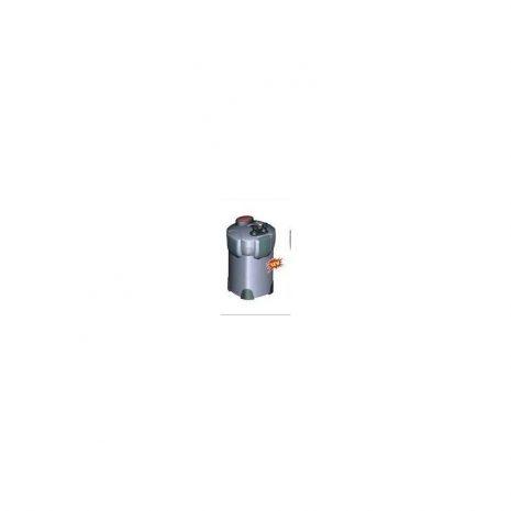 Filtro exterior con lámpara UV - HW-402B - 1000 L/