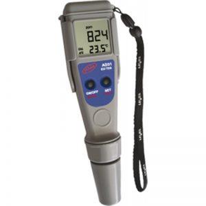 Medidor de EC, TDS y Temperatura (Adwa)