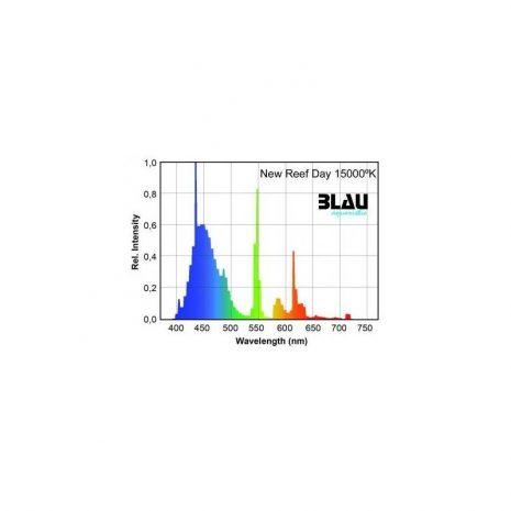 Fluor. T5 Serie Platinun. New Reef Day 15.000ºK (Blau) 24 w 549 mm