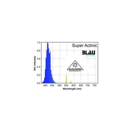Fluor. T5 Serie Platinun. Super Actinic (Blau) 39 w 849 mm