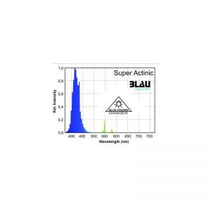 Fluor. T5 Serie Platinun. Super Actinic (Blau) 54 w 1149 mm