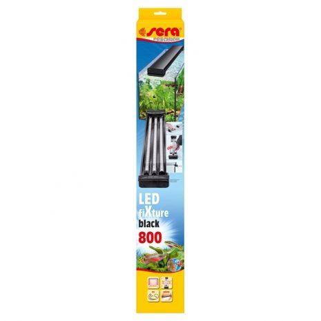 LED fiXture black 800 (Sera)