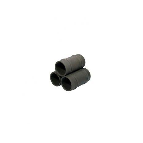 Cubos cerámico color negro grandes (Easy Aqua)
