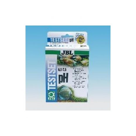 pH Test-Set 6,0-7,6 (JBL)