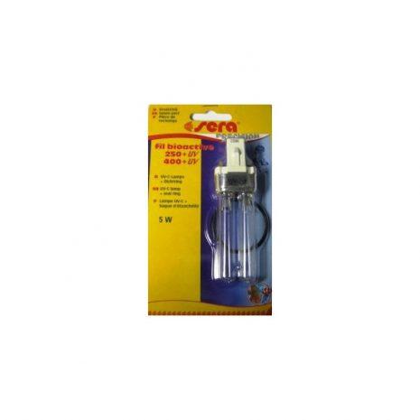 PL de repuesto Filtro ultravioleta 5 w Fil Bioactive 250 -400 (SERA)