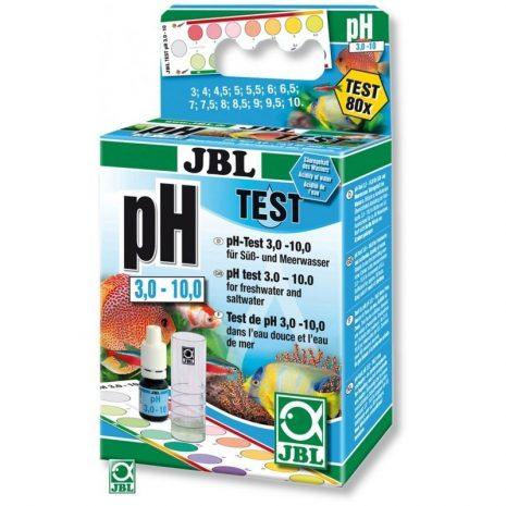 pH Test-Set 3,0-10,0 (JBL)