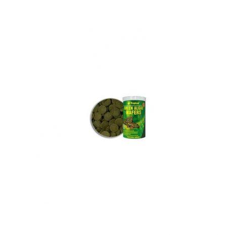 Green Algae Wafers (TROPICAL) 250 ml (113 gramos).