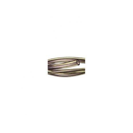 Tubo manguera gris transparente (sera) 12/16 (metro)