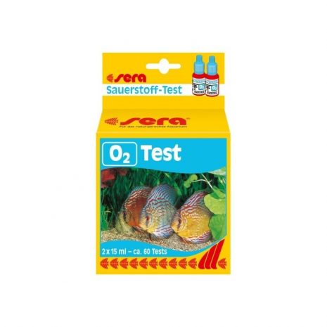 O2 (test de oxígeno) (Sera)