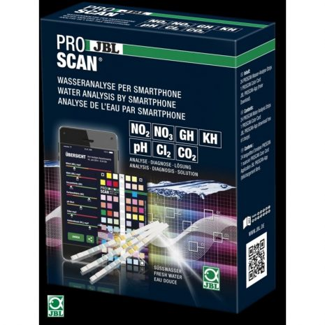 Tests ProScan aplicación de smartphone (JBL)