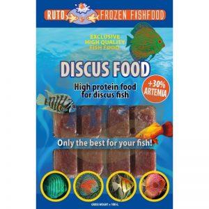 Discusfood 30% artemia. 100 grs (Ruto)