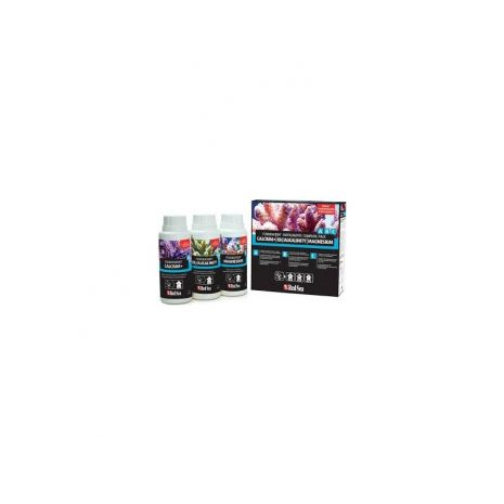 Reef Foundation Pack A+B+C 3 botellas 250 ml (Red Sea)