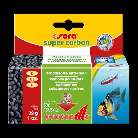 Super Carbón 29 gr. (Sera)