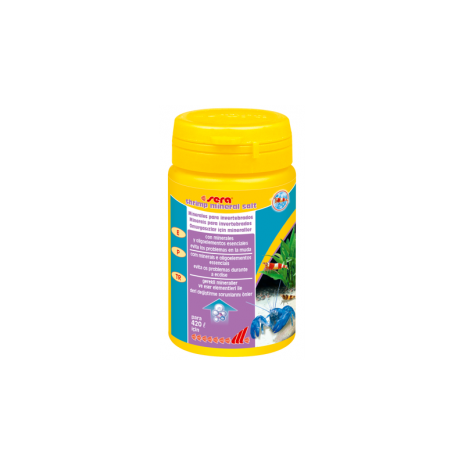 Shrimp mineral salt (Sera)