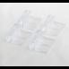 Soportes plásticos para tapa de cristal (6mm)