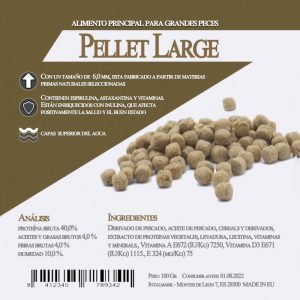 Pellet Medium (Aquamail) 100 grs