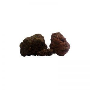 Piedra Lava Marrón (1 kilo)